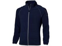 Куртка Drop Shot из микрофлиса мужская, синий/ серый фото