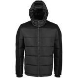 Куртка мужская Reggie, черная фото