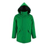 Куртка на стеганой подкладке Robyn, зеленая фото