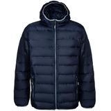 Куртка пуховая мужская Tarner Comfort, темно-синяя фото