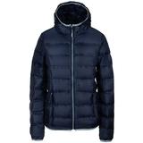 Куртка пуховая женская Tarner Lady Comfort, темно-синяя фото