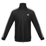 Куртка тренировочная Franz Beckenbauer, черная фото