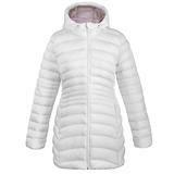 Куртка женская Outdoor Downlike, белая фото