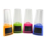 Лампа-динамик «Цветные струи» фото