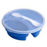 Ланчбокс Lunch, синий фото