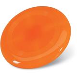 Летающая тарелка D=23 см, оранжевый фото
