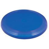 Летающая тарелка, синий фото