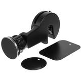 Магнитный держатель для смартфонов Crook, чёрный фото