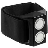 Магнитный держатель для спортивных шейкеров Magneto, черный фото