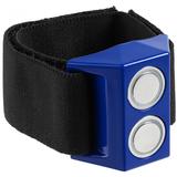 Магнитный держатель для спортивных шейкеров Magneto, синий фото