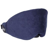 Маска для сна с наушниками Softa, синяя фото