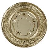 Медаль наградная Золото, золотой фото