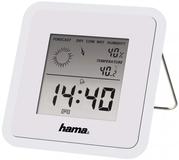 Метеостанция комнатная Hama TH-50, белая фото
