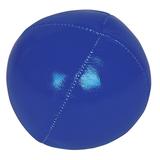 Мяч-антистресс с шариками внутри, синий фото