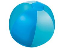 Мяч надувной пляжный Trias, синий фото