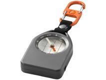 Многофункциональный компас Alverstone, черный, серебряный/серый, оранжевый фото