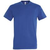 Футболка мужская IMPERIAL 190, ярко-синяя (royal) фото