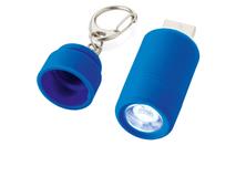 Мини-фонарь Avior, синий фото