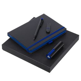 Набор Black Maxi, черно-синий фото