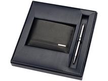 Набор Century Classic: портмоне, ручка шариковая фото