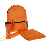 Набор City Tour, оранжевый фото