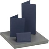 Набор Devon, синий фото