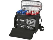 Набор для барбекю Mill с сумкой-холодильником, черный фото