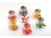 Набор для чая Вечер на вилле, разноцветный фото