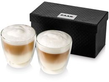 Набор для кофе Boda, прозрачный фото