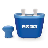 Набор для приготовления мороженого duo quick pop maker синий, синий фото