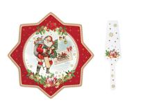 Набор Дольче Вита, белый, красный, разноцветный фото
