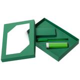 Набор Energy: аккумулятор и ручка, ver.2, зеленый фото