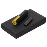 Набор Equip Black, черно-желтый фото