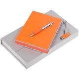 Набор Freenote, оранжевый фото