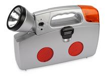 Набор инструментов Автомеханик, серый, оранжевый фото