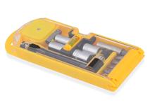 Набор инструментов Эксперт, серебряный/серый, желтый фото