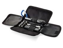Набор инструментов Timeo, черный, синий фото