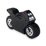 Набор инструментов, 21 предмет в форме мотоцикла, черный фото