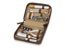 Набор инструментов Кеннер, белый, коричневый фото