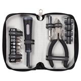 Набор инструментов в чехле Compact, черный фото