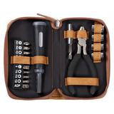 Набор инструментов в чехле Compact, серый фото