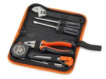 Набор инструментов Специалист, черный/ оранжевый фото