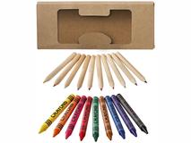 Набор карандашей Скетч, бежевый, разноцветный фото