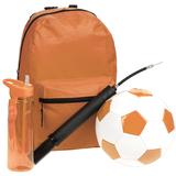Набор Kick, оранжевый фото