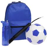 Набор Kick, синий фото