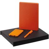 Набор Office Fuel, оранжевый фото