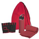 Набор подарочный Формула спорта, размер XL, красный фото