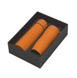 Набор подарочный Грация, оранжевый фото