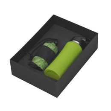 Набор подарочный Марафон, зелёный фото