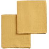 Набор полотенец Fine Line, желтый фото
